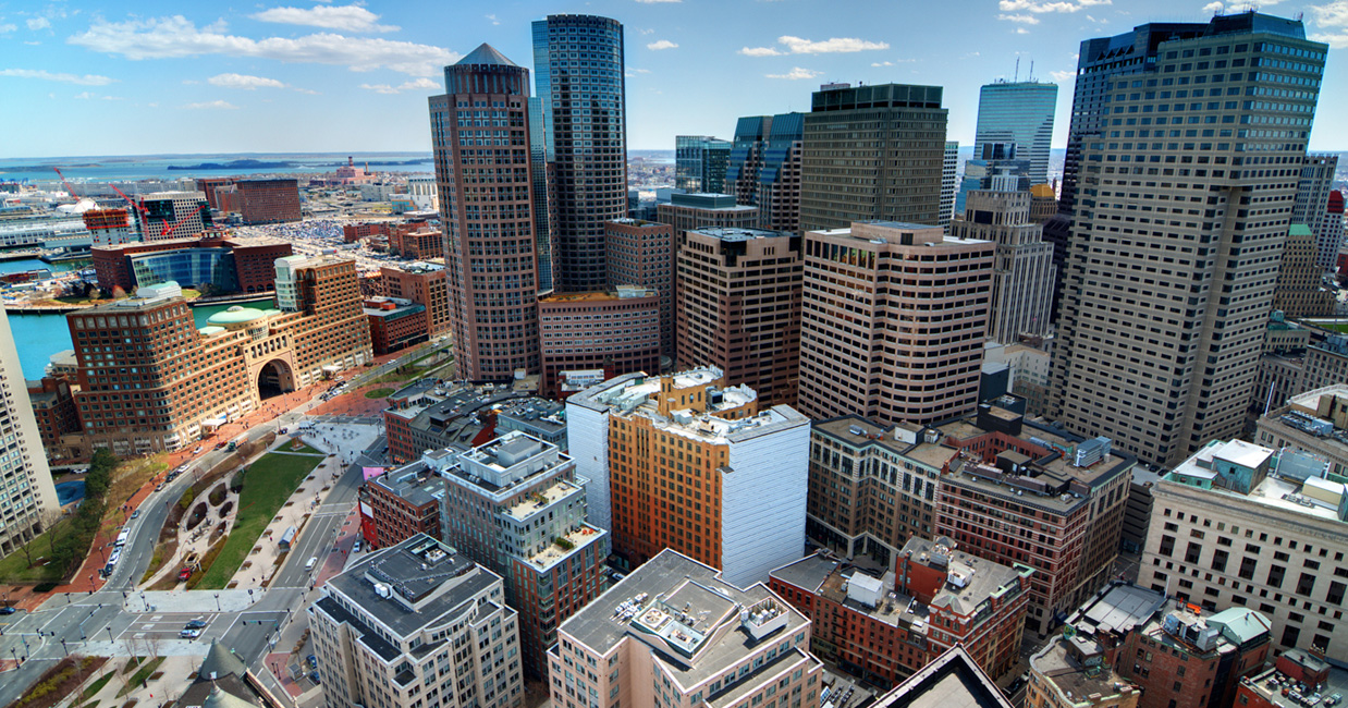 Boston – Downtown
